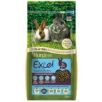 EXCEL JUNIOR & DWARF RABBIT 2 kgs BG120