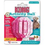 PUPPY KONG ACTIVITY BALL (MEDIUM) KP22