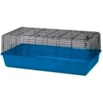 RABBIT CAGE (4 FEET) (GREEN / BLUE) TR-720