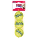 SQUEAKERAIR TENNIS BALL MEDIUM (3pcs) AST2