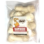 KNOTTED MILK BONE (4-4.5 INCHES) (10pcs) DEX056610