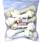 KNOTTED MILK BONE (7-7.5  INCHES) (10pcs) DEX056910