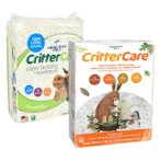 CRITTER CARE ULTRA SNOW FLAKE BEDDING 50L (WHITE) HPB50W