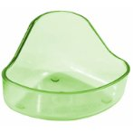 HAMSTER TRANSPARENT BOWL BW766A