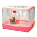 RABBIT CAGE (PINK) MR312