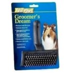 GROOMER DREAM BRUSH WITH RUBBER CONES FPD155