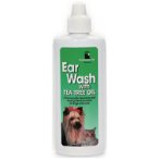 EAR WASH WITH TEA TREE OIL 4oz A555