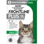 FLEA & TICK PLUS 6s FOR CATS FROPLUSCAT