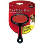 DUAL SLICKER BRUSH FOR ALL COATS (SMALL) 6276161
