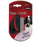 FLEA COMB PLASTIC BACK 6276120