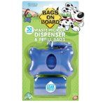 BONE DISPENSER WITH REFILL - BLUE (30pcs) 10401