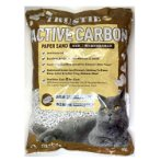 ACTIVE CARBON CAT PAPER LITTER 8L (2.4kg) BW/TR2146