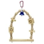 NATURAL WOOD SWING WD874