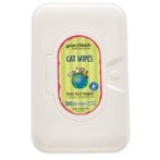 CAT WIPES - GREEN TEA FRAGRANCE (100pcs) EB036