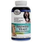 BREWERS YEAST WITH GARLIC - 1000tabs FPD31000