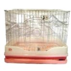 RABBIT CAGE (ASSORTED COLORS) MAQR50