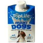 DOG GOAT MILK 200ml TL019