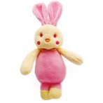 PET TOY - PINK RABBIT BW/AT2281