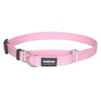 MARTINGALE CLASSIC COLLAR - PINK (LARGE) RDHCCPNKL