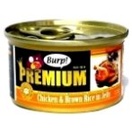 PREMIUM CHICKEN WITH BROWN RICE IN JELLY 85g SEA0046106