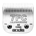 BLADE SIZE 7FC - FINISH CUT, LEAVE HAIR 1/6-3.2mm AND64121