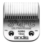 BLADE SIZE 3-3/4FC-FINISH CUT LEAVE HAIR 1/2-13mm AND64135