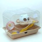 HAMSTER CAGE 2 STOREY M021