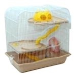 HAMSTER CAGE 3 STOREY M022
