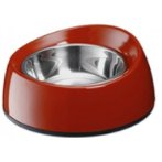 MELAMIN FEEDER BOUNO BOUNO RED - SMALL DP154