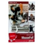 REFILLABLE CATNIP TOY - MOUSE FULL WW049366