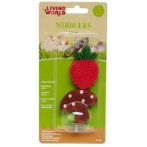 NIBBLERS WOOD CHEW - STRAWBERRY & MUSHROOM LW61475