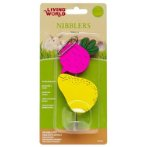 NIBBLERS WOOD CHEW - BEET & PEAR LW61477