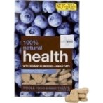 NATURAL BISCUIT WITH ORGANIC BLUEBERRIES + OATS 340g (12oz) IOD74312