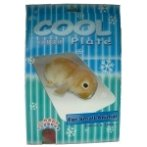 SMALL ANIMAL COOL PLATE BW/BE-F003