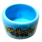 MINI BABY SMALL ANIMAL BOWL (SMALL) BW/BE-T001