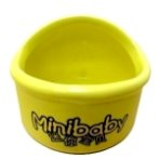 MINI BABY SMALL ANIMAL BOWL (LARGE) BW/BE-T002