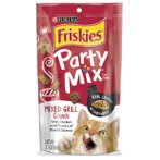 PARTY MIX (MIX GRILL) BEEF, SALMON 60g FRI0802