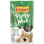 PARTY MIX PICNIC CRUNCH 60g FRI0803