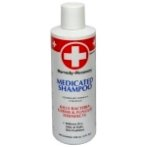 R&R MEDICATED SHAMPOO 8oz 42208