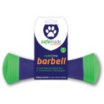 SAFECHEW BARBELL (GREEN / BLUE) - SMALL SM142