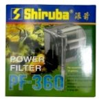 HANG ON POWER FILTER 360L/H PF360