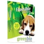 FLUSHABLE DOG POO BAG 30pcs GB0025