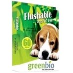 FLUSHABLE DOG POO BAG 60pcs GB0026
