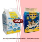 WEE PADS (SMALL) (30X45cm) - 100 pcs BW/PBT2-3045