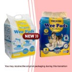 WEE PADS (MEDIUM) (45X 60cm) - 50 pcs BW/PBT2-4560