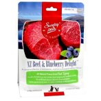 NZ FREEZE DRIED BEEF & BLUEBERRY DELIGHT 50g (1.76oz) SPL0BB1.76