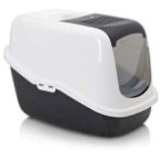 NESTOR LITTER PAN (WHITE/BLACK) SV0022700WZ