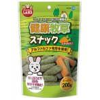 GRASS & CARROT SNACK FOR SMALL ANIMALS 200g MR928