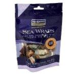SEA WRAPS FISH & SWEET POTATO 100g F4DWSP462