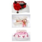 ROMANCE (PINK./BLACK/RED) SMALL 33590S